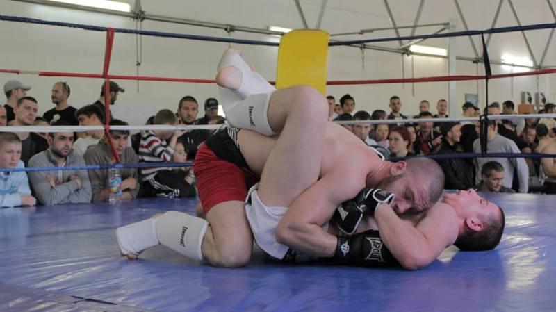 Bully TRIBE FC MMA Tournament