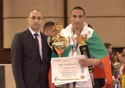 Захари Дамянов и Емо Костов