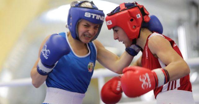 Еми-Мари Тодорова бокс