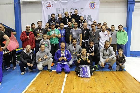 турнир по Бразилско Джу Джицу – BJJ Montana Open