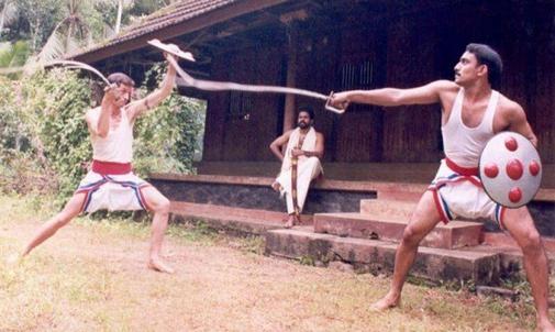 Калари Паят (Kalari Payat)