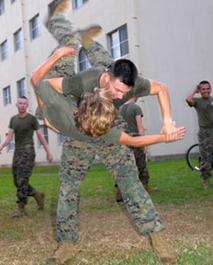 MCMAP — Marine Corps Martial Arts Program. Страна на произход: САЩ