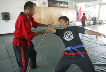 Ескрима бойно изкуство