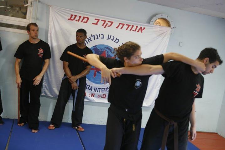 Авивит Коен (Avivit Cohen) – един Израелски инструктор по Крав мага