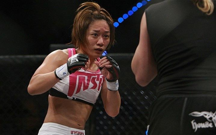Мегуми Фиджи (Megumi Fujii) – Смесени бойни изкуства, Япония