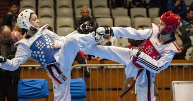 Олимпийско таекуондо