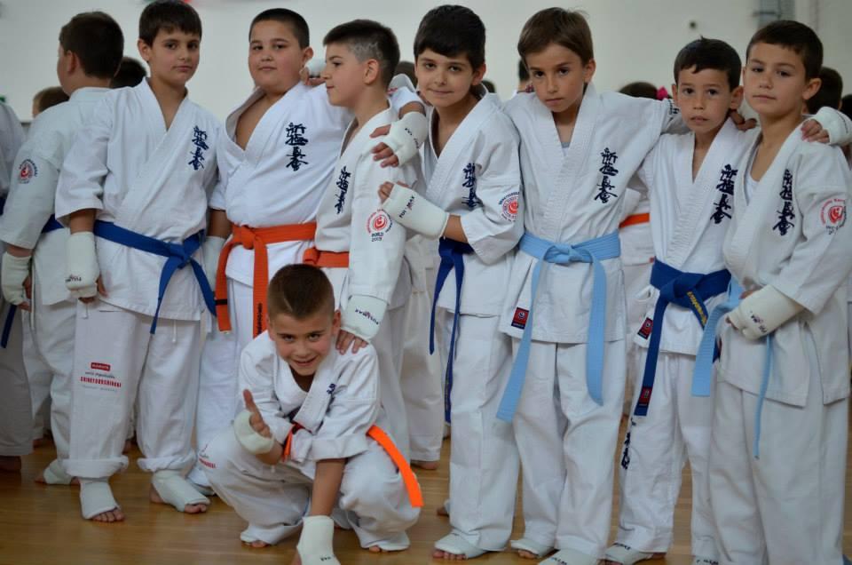 Ползите от бойните спортове за децата