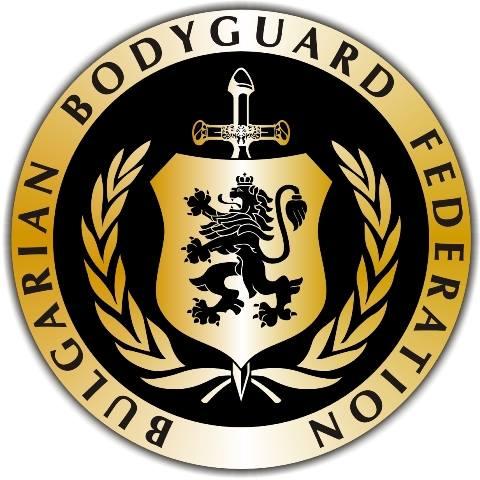 Българска Бодигард Федерация лого