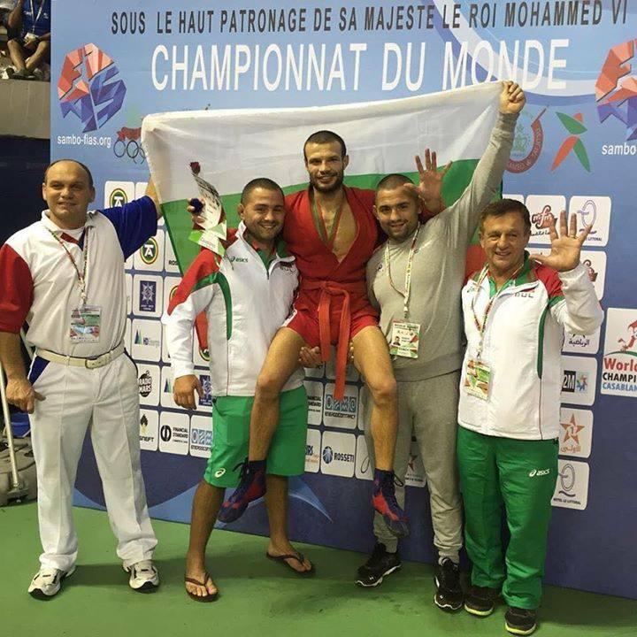 Марко Косев петкратен шампион