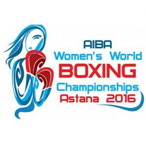 световното първенство по бокс за жени, което ще се проведе в Астана, Казахстан от 19 до 27 май.