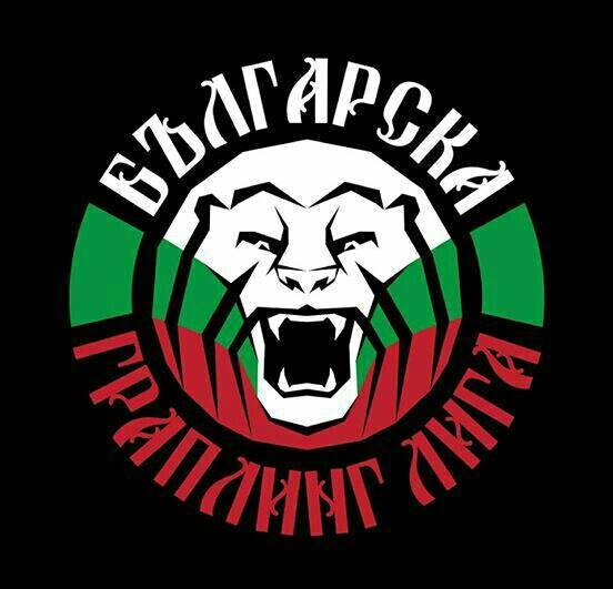 Bulgarian Grappling League Logo