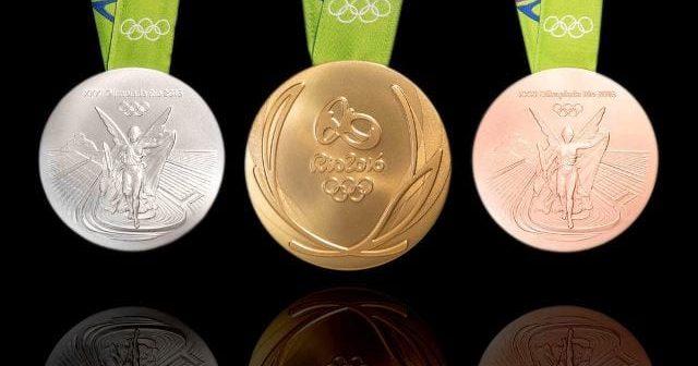 медали за рио 2016
