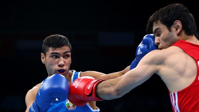 Даниел Асенов – Тайсъна стартира с победа в Рио