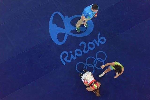 Елица Янкова мил жест 2 Рио 2016