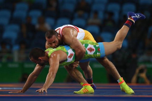 Николай Байряков репешажи Рио 2016