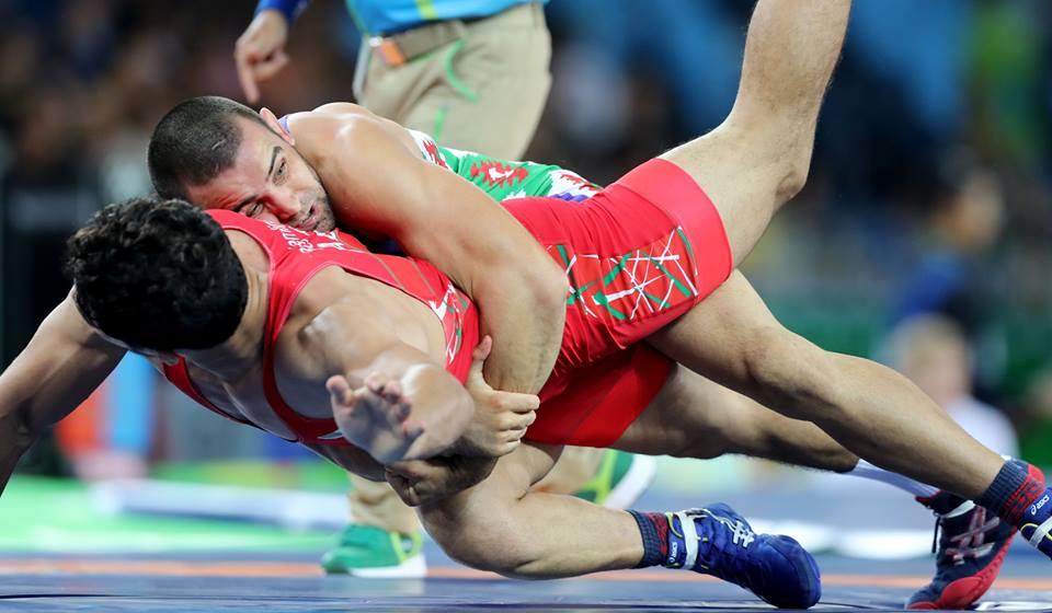 Борецът Николай Байряков завърши на пето място в категория до 85 кг на класическия стил на олимпийските игри в Рио де Жанейро, Бразилия.