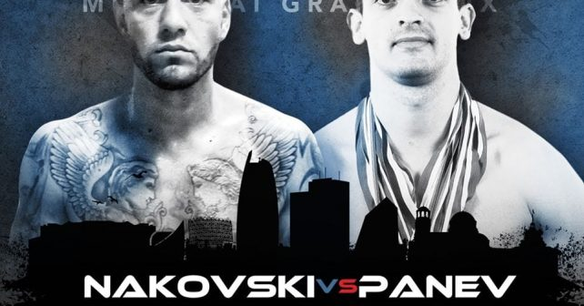Ивайло Панев Vs Симеон Наковски в спор за титлата на Kickboxing Grand Prix