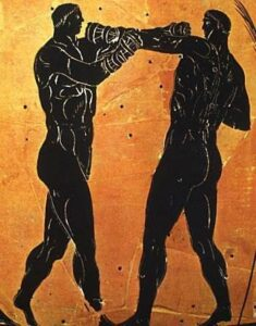 Бокса в древността