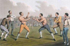 История на бокса
