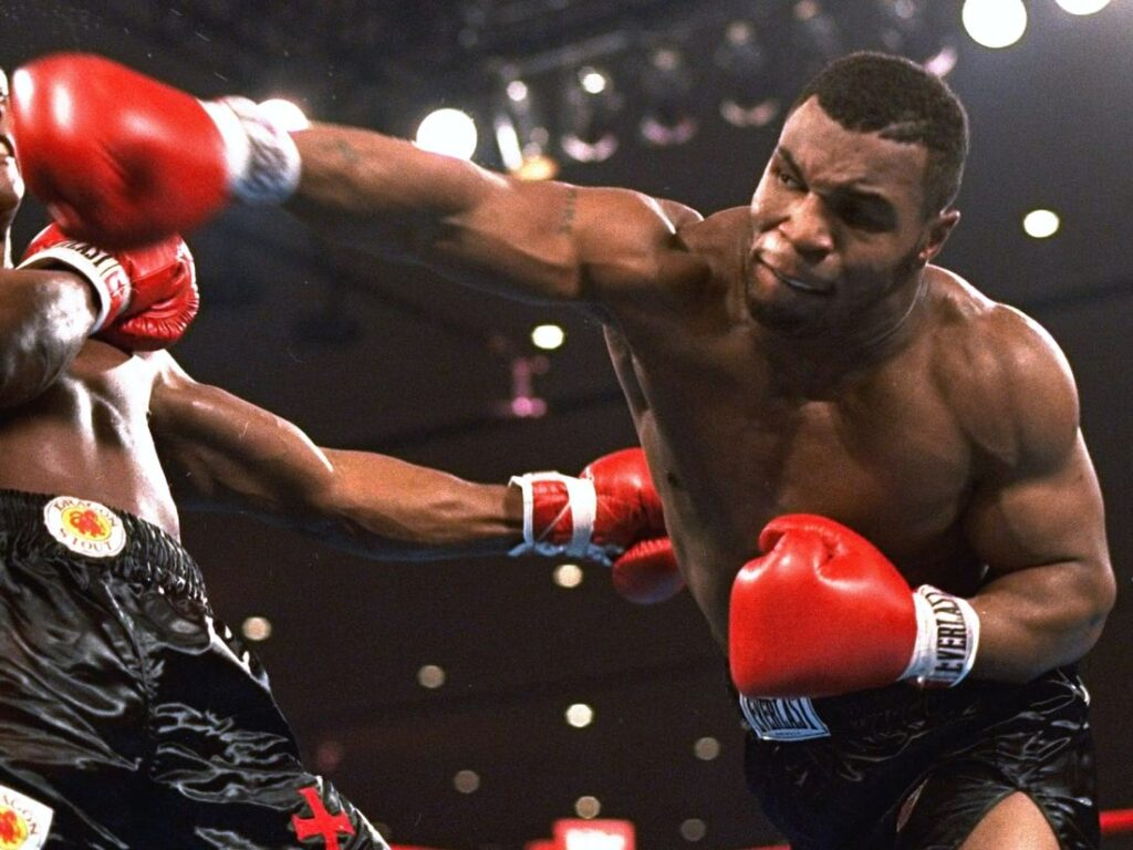 Тайсън история на бокса